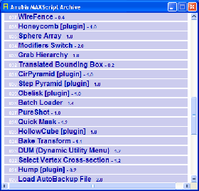 Karabakalov - MAXScript Downloads